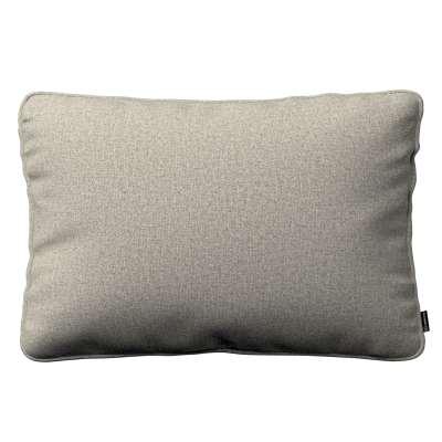Poszewka Gabi na poduszkę prostokątna 161-23 szaro-beżowy melanż Kolekcja Madrid