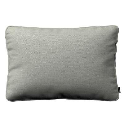 Poszewka Gabi na poduszkę prostokątna 161-83 jasno szara jodełka Kolekcja Bergen