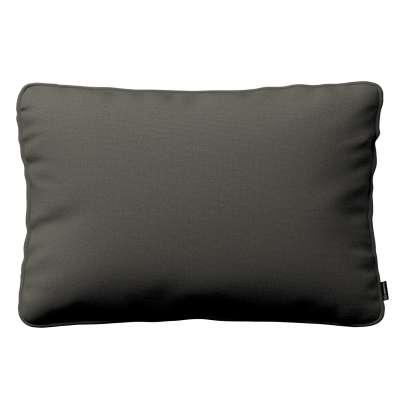 Poszewka Gabi na poduszkę prostokątna 161-55 ciemny szary Kolekcja Living