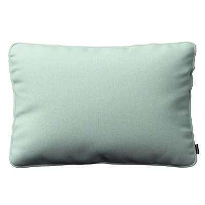 Poszewka Gabi na poduszkę prostokątna 161-61 pastelowy błękit Kolekcja Living