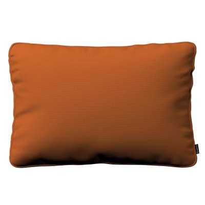 Poszewka Gabi na poduszkę prostokątna 702-42 rudy Kolekcja Cotton Panama