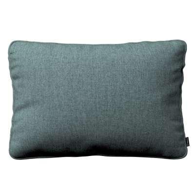 Poszewka Gabi na poduszkę prostokątna 704-85 szary błekit szenil Kolekcja City