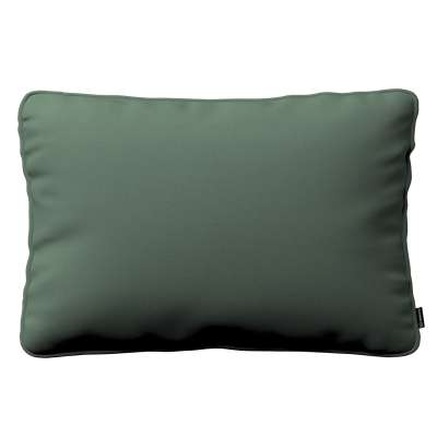 Gabi piped cushion cover 60x40cm 159-08 subdued green Collection Christmas
