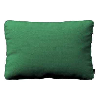 Gabi piped cushion cover 60x40cm 133-18 dark green Collection Christmas