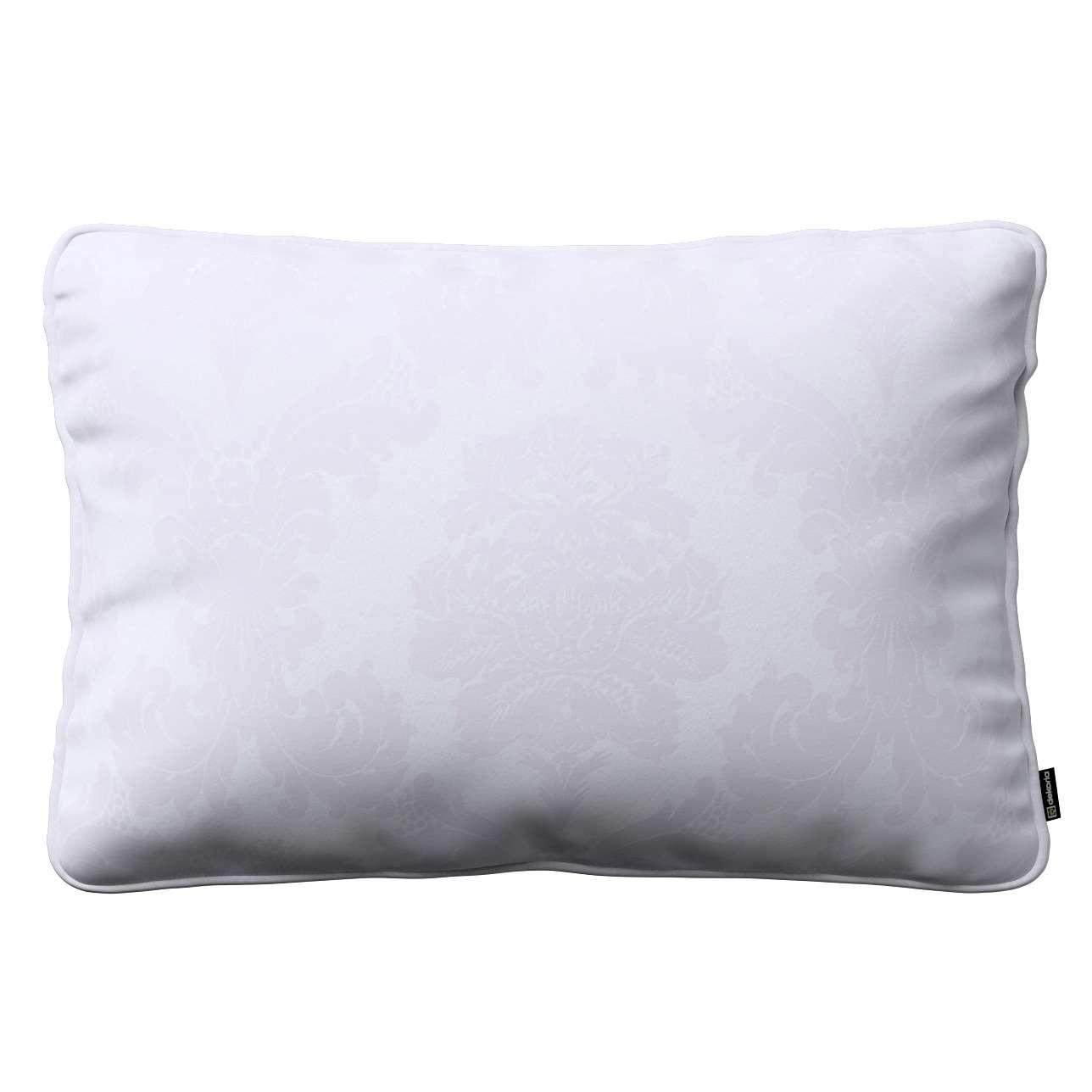 Poszewka Gabi na poduszkę prostokątna w kolekcji Damasco, tkanina: 613-00