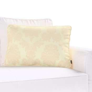 Poszewka Gabi na poduszkę prostokątna 60x40cm w kolekcji Damasco, tkanina: 613-01