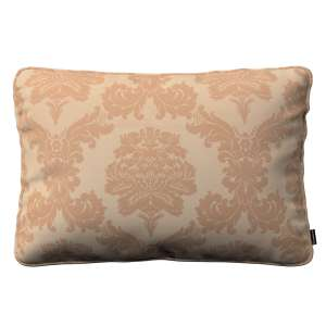 Gabi dekoratyvinės pagavėlės užvalkalas su specialia siūle 60x40cm 60 x 40 cm kolekcijoje Damasco, audinys: 613-04