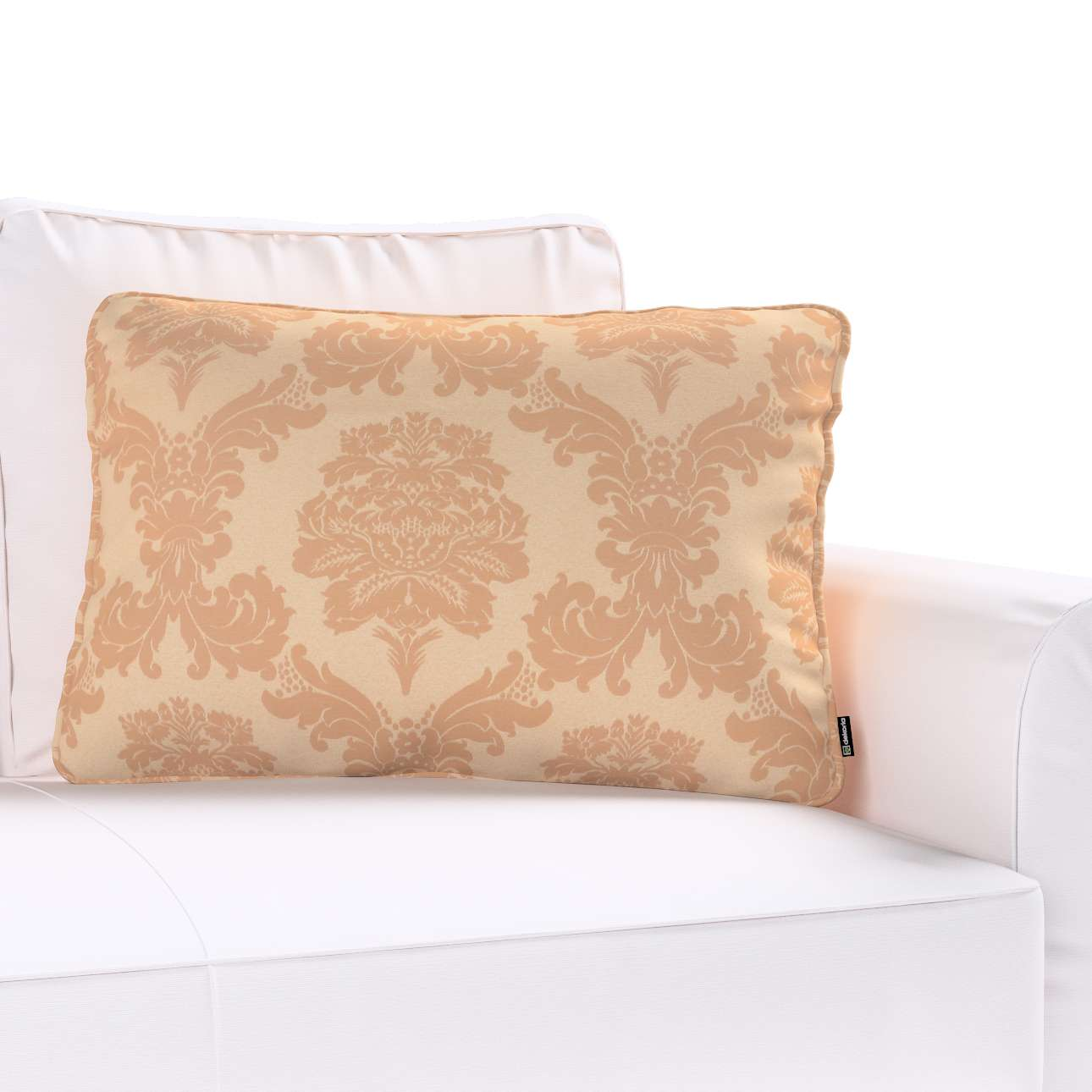 Poszewka Gabi na poduszkę prostokątna w kolekcji Damasco, tkanina: 613-04