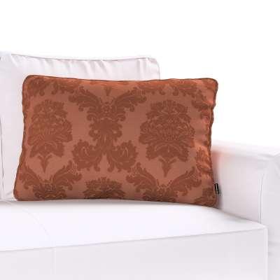 Poszewka Gabi na poduszkę prostokątna w kolekcji Damasco, tkanina: 613-88