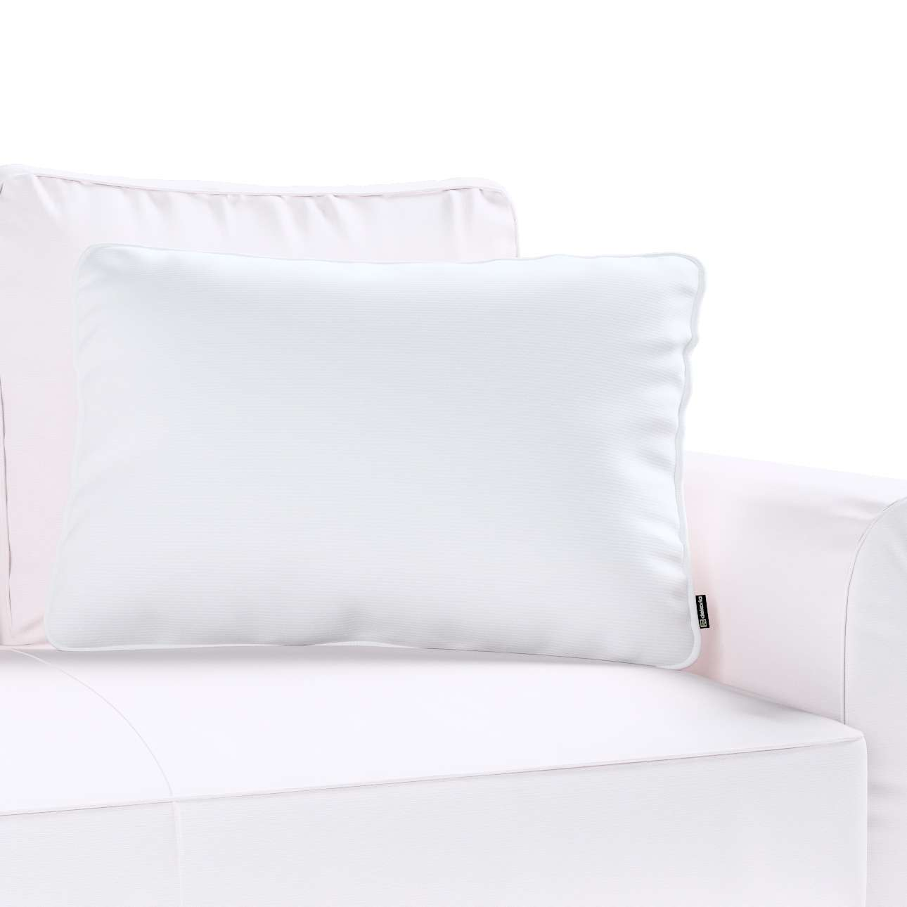Poszewka Gabi na poduszkę prostokątna 60x40cm w kolekcji Jupiter, tkanina: 127-01