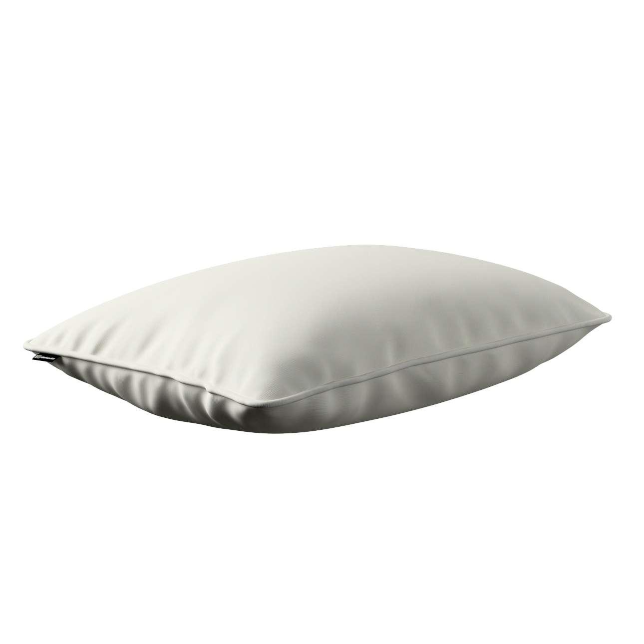 Poszewka Gabi na poduszkę prostokątna 60 x 40 cm w kolekcji Jupiter, tkanina: 127-00