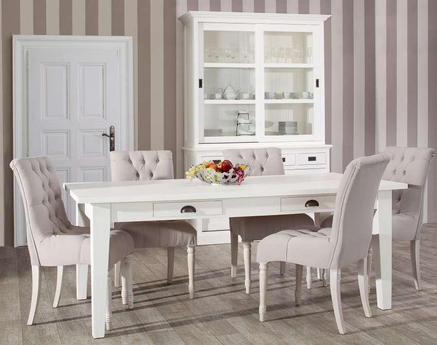 Stół Milton white 200x100x78cm 200x100x78cm
