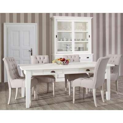 Stół Milton white 200x100x78cm