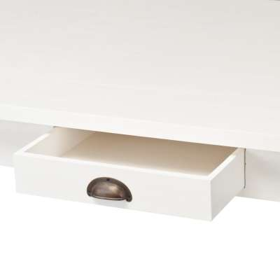 Tisch Milton white 200x100x78cm