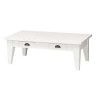 Couchtisch Milton white 130x73x45cm
