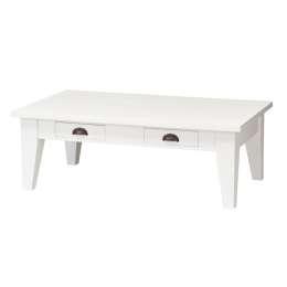 Ława Milton white 130x75x45cm