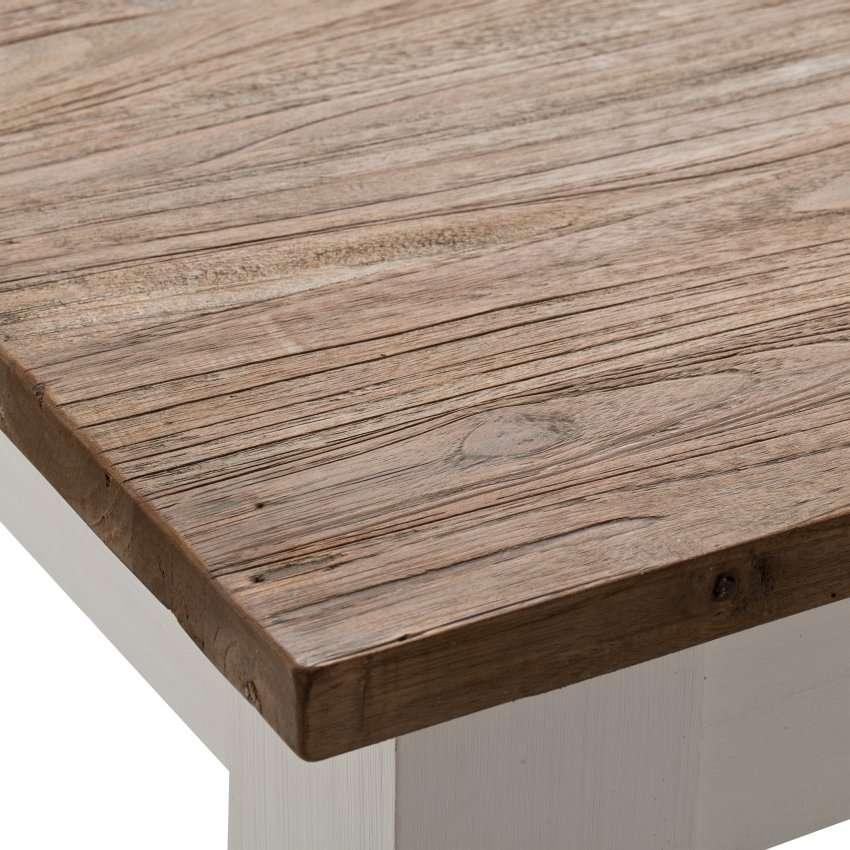 Ława Milton white&natural 130x75x45cm 130x75x45cm