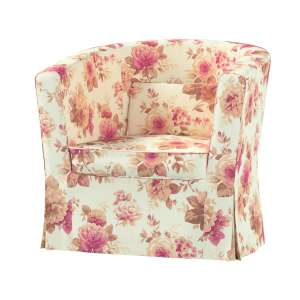 Pokrowiec na fotel Ektorp Tullsta fotel Ektorp Tullsta w kolekcji Mirella, tkanina: 141-06