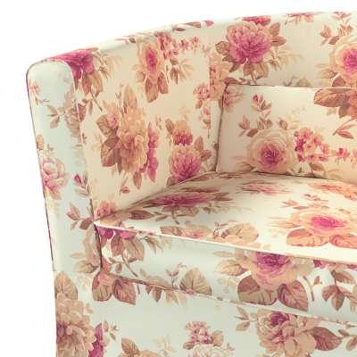 Pokrowiec na fotel Ektorp Tullsta w kolekcji Londres, tkanina: 141-06