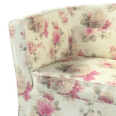 Pokrowiec na fotel Ektorp Tullsta w kolekcji Londres, tkanina: 141-07