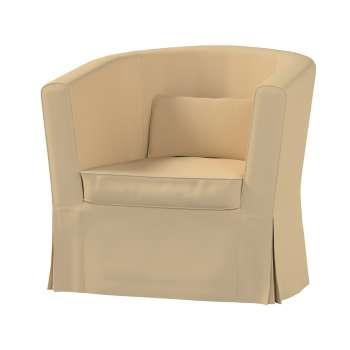 Pokrowiec na fotel Ektorp Tullsta fotel Ektorp Tullsta w kolekcji Cotton Panama, tkanina: 702-01