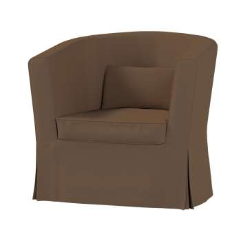 Pokrowiec na fotel Ektorp Tullsta fotel Ektorp Tullsta w kolekcji Cotton Panama, tkanina: 702-02