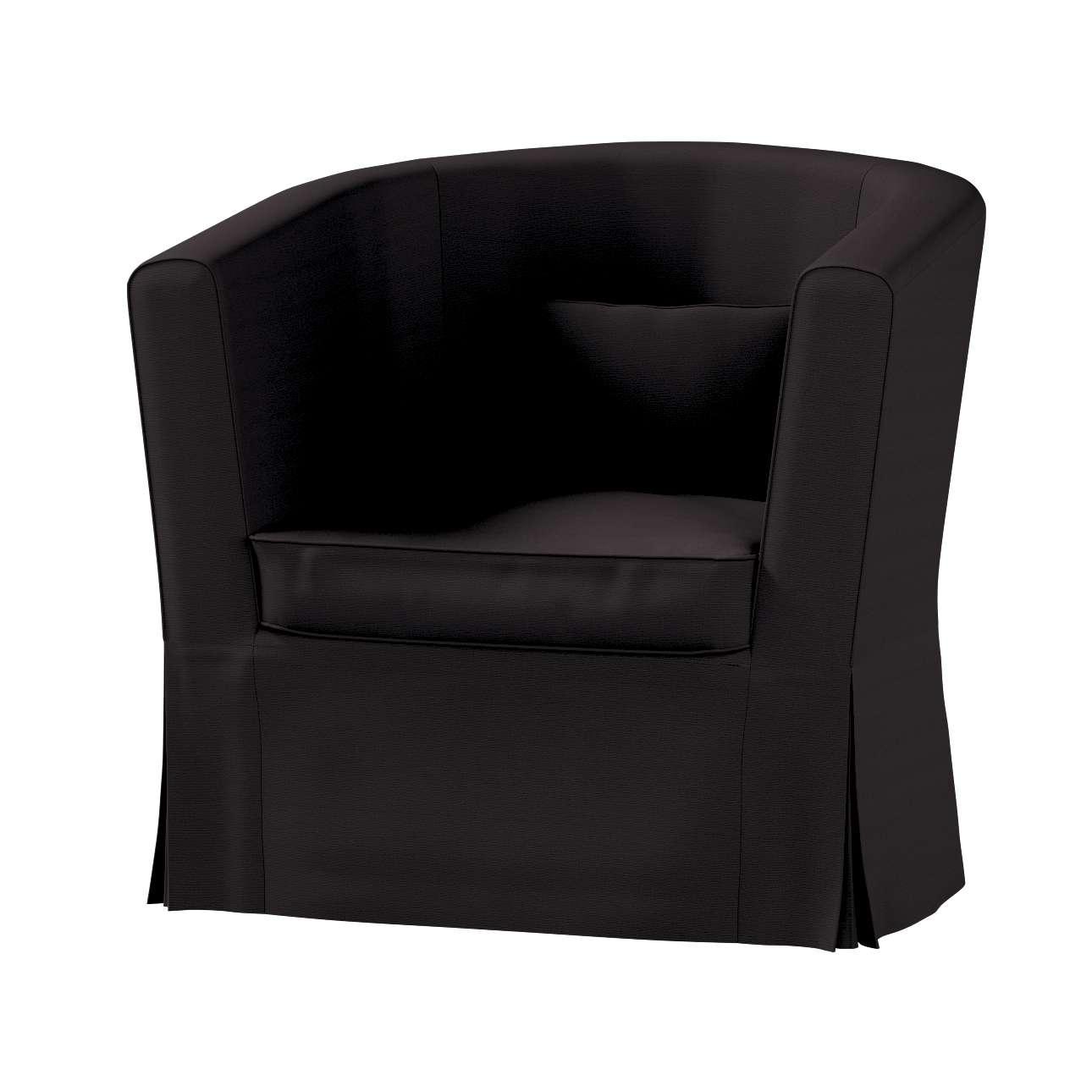 Bezug für Ektorp Tullsta Sessel von der Kollektion Cotton Panama, Stoff: 702-08