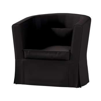 Pokrowiec na fotel Ektorp Tullsta w kolekcji Cotton Panama, tkanina: 702-09