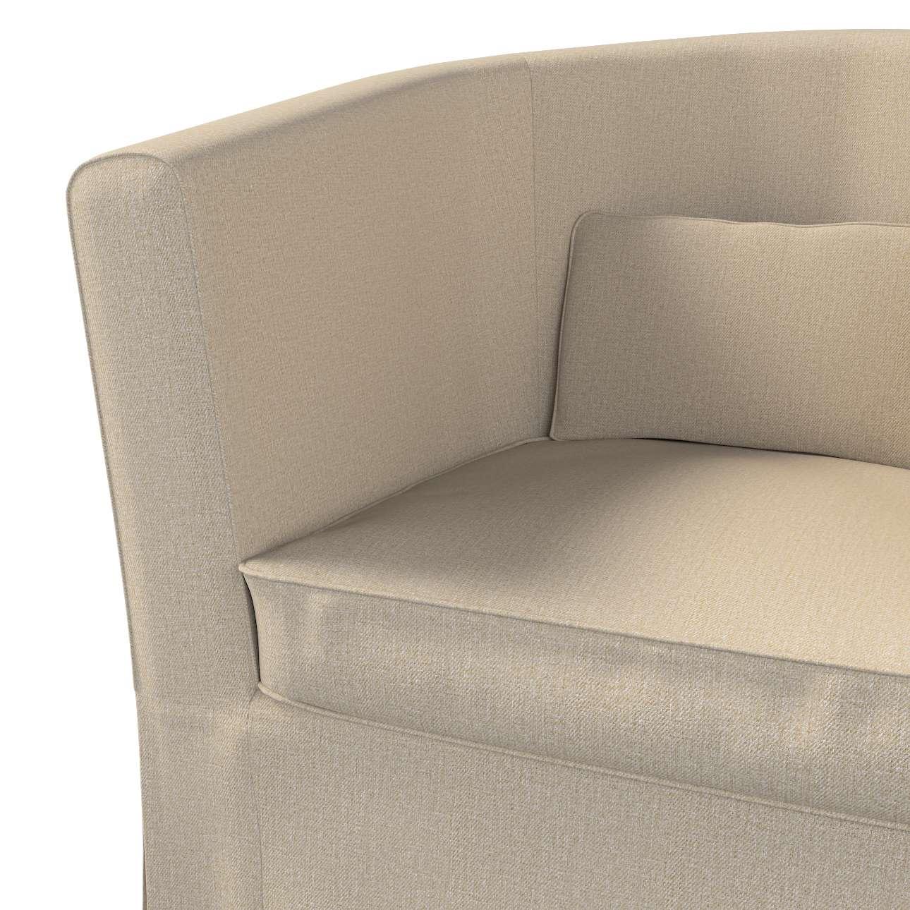 Pokrowiec na fotel Ektorp Tullsta w kolekcji Edinburgh, tkanina: 115-78