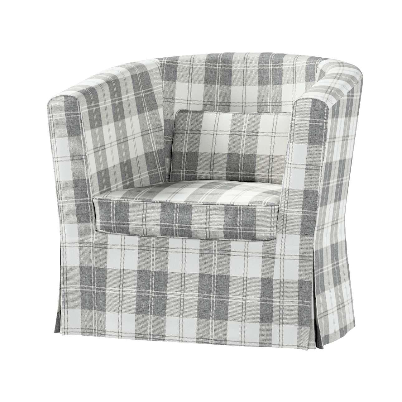 EKTORP TULLSTA fotelio užvalkalas Ektorp Tullsta fotelio užvalkalas kolekcijoje Edinburgh , audinys: 115-79