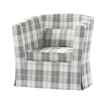 Pokrowiec na fotel Ektorp Tullsta fotel Ektorp Tullsta w kolekcji Edinburgh, tkanina: 115-79