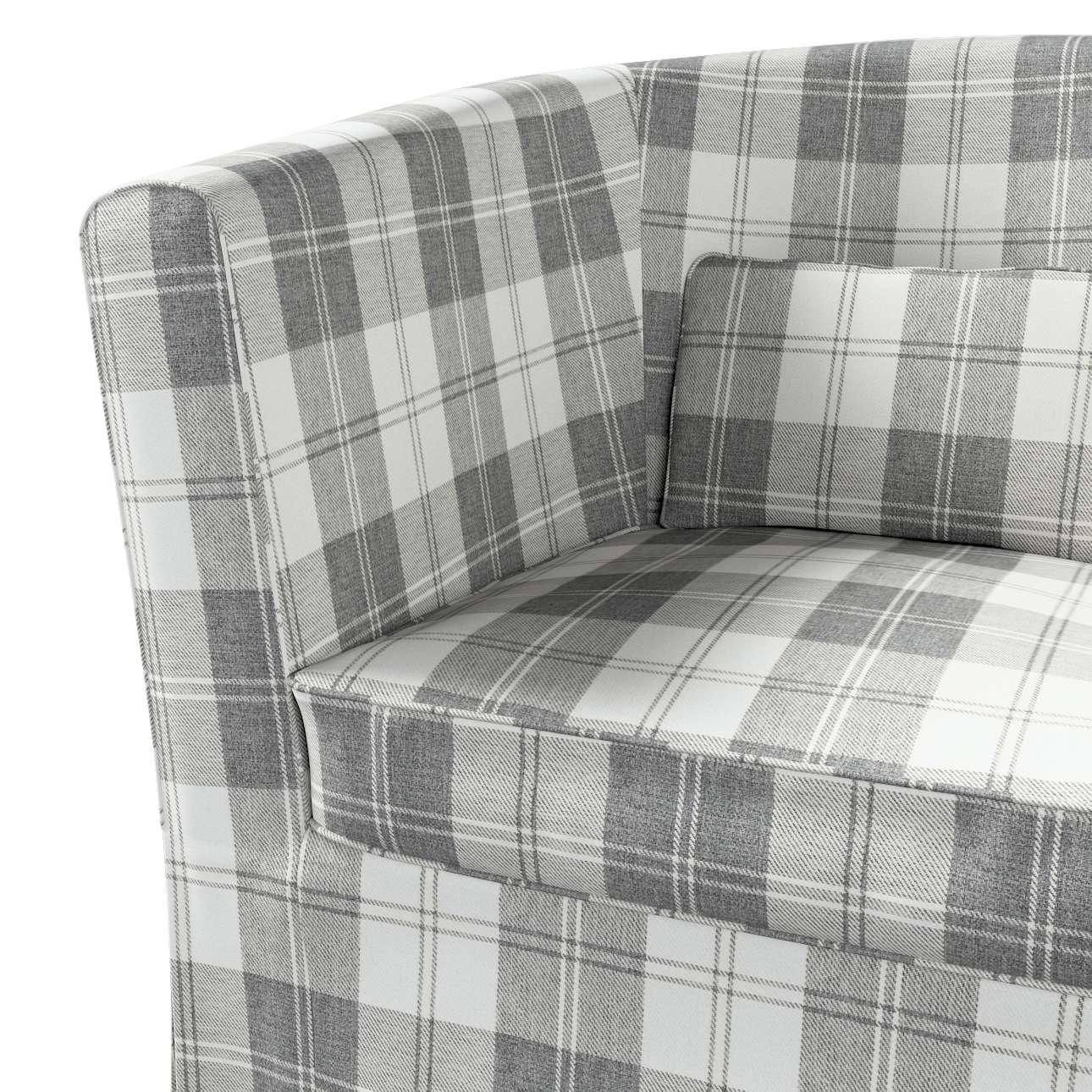 Pokrowiec na fotel Ektorp Tullsta w kolekcji Edinburgh, tkanina: 115-79
