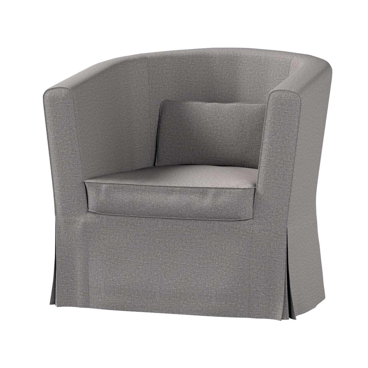 Pokrowiec na fotel Ektorp Tullsta fotel Ektorp Tullsta w kolekcji Edinburgh, tkanina: 115-81