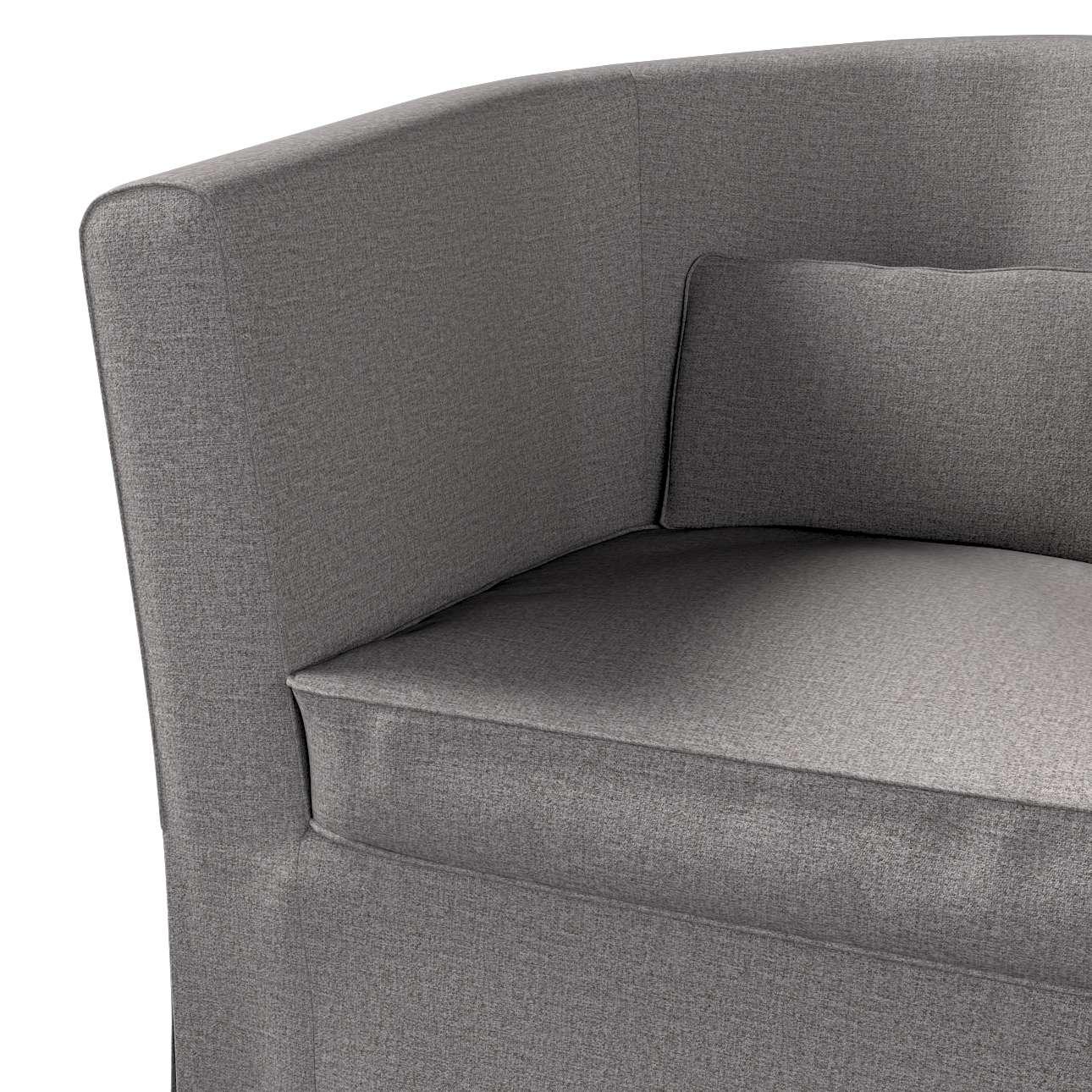 Pokrowiec na fotel Ektorp Tullsta w kolekcji Edinburgh, tkanina: 115-81