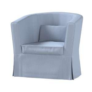 Pokrowiec na fotel Ektorp Tullsta fotel Ektorp Tullsta w kolekcji Chenille, tkanina: 702-13