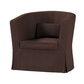 Pokrowiec na fotel Ektorp Tullsta fotel Ektorp Tullsta w kolekcji Chenille, tkanina: 702-18