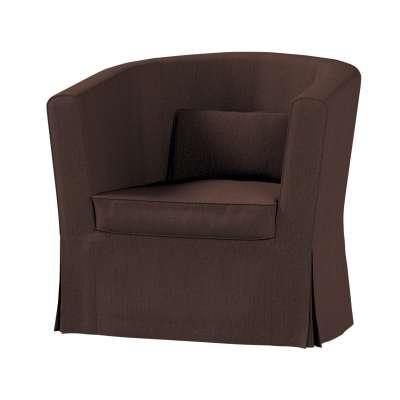 EKTORP TULLSTA fotelio užvalkalas 702-18 šokoladinės spalvos šenilinis audinys Kolekcija Chenille