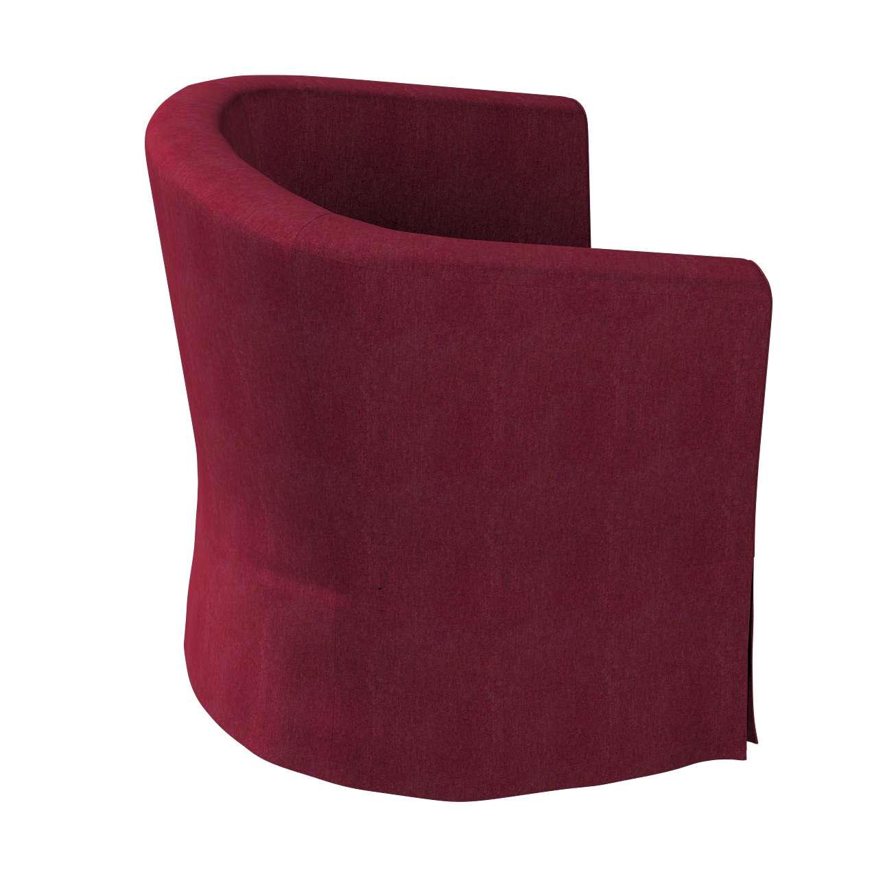 Pokrowiec na fotel Ektorp Tullsta w kolekcji Chenille, tkanina: 702-19