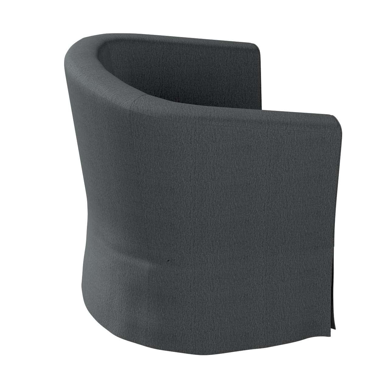 Pokrowiec na fotel Ektorp Tullsta w kolekcji Chenille, tkanina: 702-20