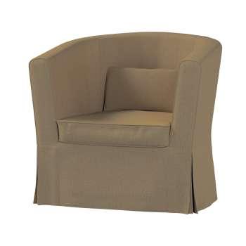 Pokrowiec na fotel Ektorp Tullsta w kolekcji Chenille, tkanina: 702-21