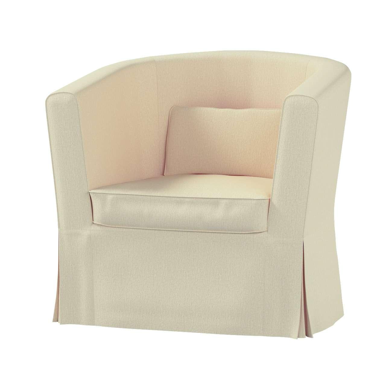 Pokrowiec na fotel Ektorp Tullsta fotel Ektorp Tullsta w kolekcji Chenille, tkanina: 702-22
