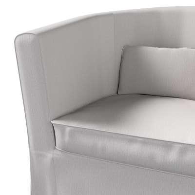 Pokrowiec na fotel Ektorp Tullsta w kolekcji Chenille, tkanina: 702-23
