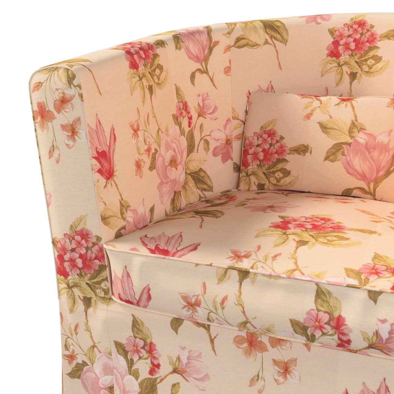Bezug für Ektorp Tullsta Sessel von der Kollektion Londres, Stoff: 123-05