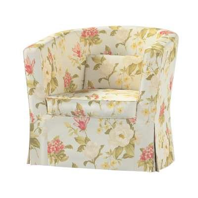 Pokrowiec na fotel Ektorp Tullsta w kolekcji Londres, tkanina: 123-65
