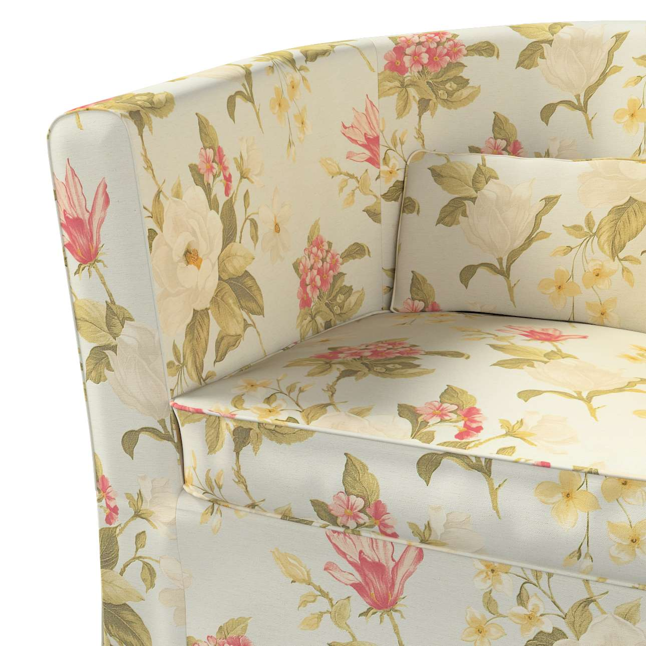 Bezug für Ektorp Tullsta Sessel von der Kollektion Londres, Stoff: 123-65