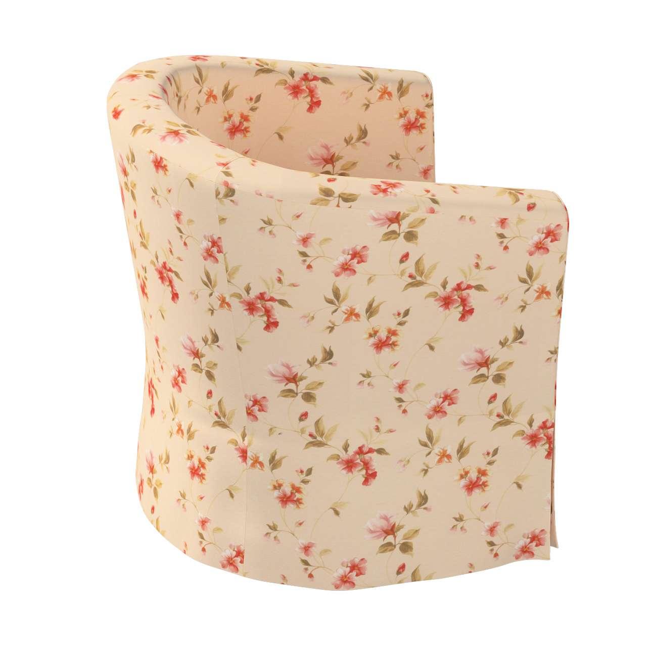 Pokrowiec na fotel Ektorp Tullsta w kolekcji Londres, tkanina: 124-05