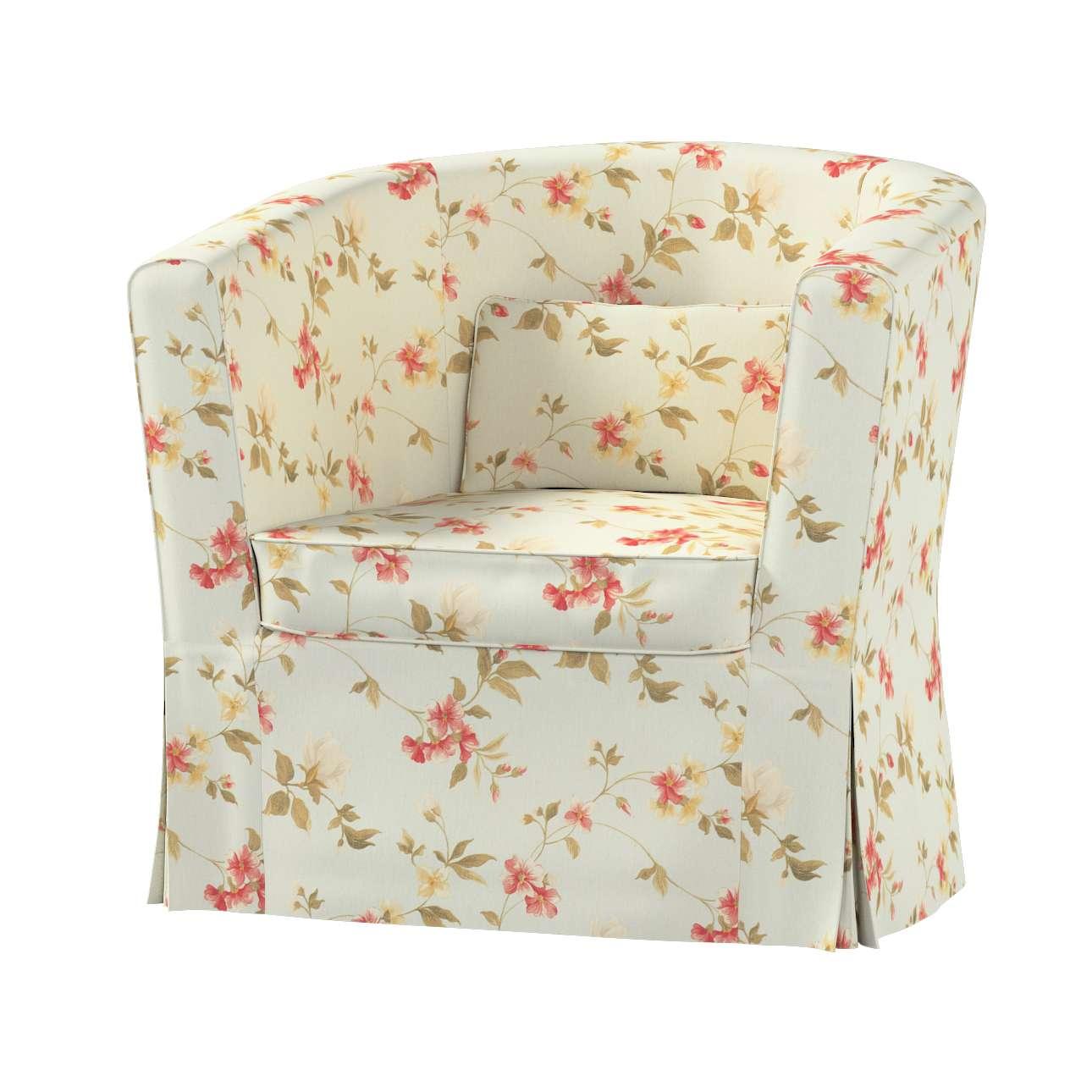 Pokrowiec na fotel Ektorp Tullsta fotel Ektorp Tullsta w kolekcji Londres, tkanina: 124-65