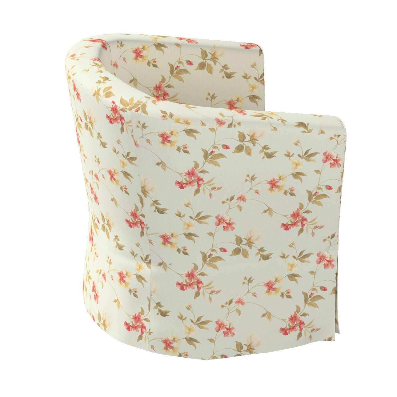 Pokrowiec na fotel Ektorp Tullsta w kolekcji Londres, tkanina: 124-65