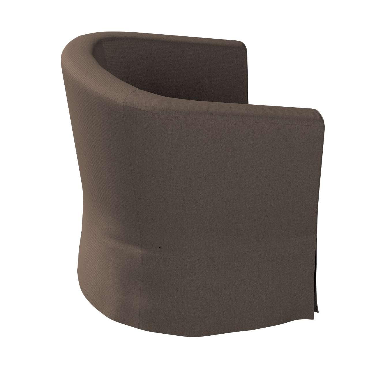 Pokrowiec na fotel Ektorp Tullsta w kolekcji Etna, tkanina: 705-08