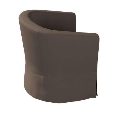Ektorp Tullsta chair cover 705-08 brown Collection Etna